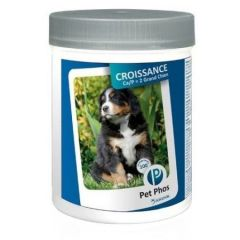 Supliment nutritiv Pet Phos Croissance Ca/ P = 2 Special Grand Chien 100 tablete
