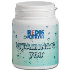 Supliment nutritiv Redis, Vitamina C 700, 120 capsule