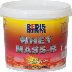 Concentrat nutritiv, Whey Mass-R, Redis, galeata 2 kg