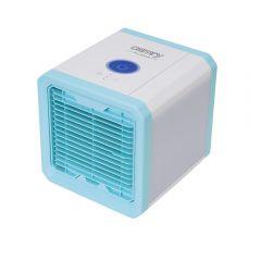 Mini Aparat de Aer Conditionat Portabil Camry 3-in-1, Racitor Aer, Umidificare, Purificare, Iluminare LED RGB, Putere 50W