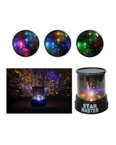 Lampa Proiector Laser a Cerului Instelat pe Timp de Noapte
