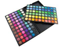 Trusa de machiaj Paleta farduri 120 culori New Mania