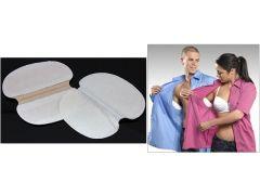 Tampoane absorbante anti-transpiratie, fara urme de pete sub brat axila