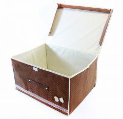 Cutie Organizatoare Eleganta Pliabila Universala, Dimensiuni 50x40x30cm