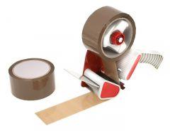 Dispenser banda adeziva cu lama din metal - latime 50mm
