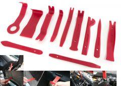 Set dispozitive pentru demontare cleme tapiterie 11 bucati