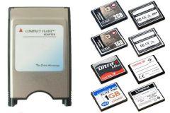 Adaptor Cititor pentru Carduri de Memorie CompactFlash