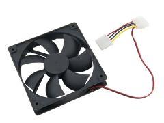 Ventilator Cooler pentru Laptop sau Stand Laptop cu Conector, Dimensiuni 12x12cm