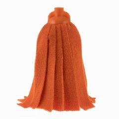 Rezerva Mop din Microfibra 140g, Lungime 31cm, Culoare Rosu