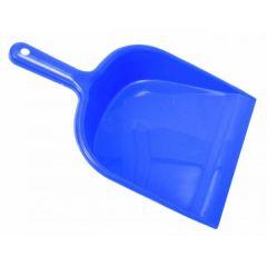Faras Clasic cu Maner din Plastic, Culoare Albastru