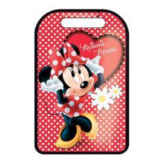 Protectie Spatar Scaun Auto Model Minnie Mouse, Impermeabil, Ideal pentru Copii