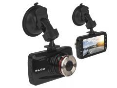 Camera Video Auto DVR Blow F580 cu Inregistrare Trafic Full HD, Microfon si Difuzor Incorporat, Senzor de Miscare