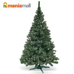 Brad de Craciun Artificial Christmas Green Home 220 cm si Suport Cadou