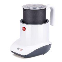 Aparat pentru Spumare Lapte Eldom, Putere 550W, Oprire Automata, 4 Functii, Alb/Negru
