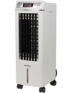 Aparat de Aer Conditionat Clima Mobila Portabila Maltec 4-in-1 cu Functie de Racire, Umidificare, Purificare, Ventilatie, Telecomanda si Timer, 3 Viteze