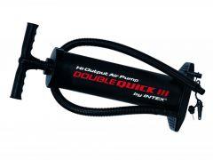 Pompa Aer Profesionala pentru Umflat cu 4 Valve Diferite, Lungime 48cm