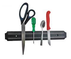 Bara magnetica - suport ustensile bucatarie, depozit sau garaj, lungime 32.5 cm