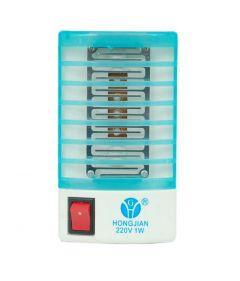 Mini Aparat cu Lamnpa UV Anti Insecte, Muste sau Tantari, pentru Camera, Acoperire 25mp
