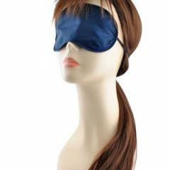 Ochelari tip Protectie Ochi pentru Dormit, Culoare Bleumarin