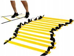 Scara ajustabila pentru antrenament agilitate si viteza, lungime 6m + husa