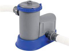 Pompa de filtrare apa pentru piscine cu filtru inclus 86W, Debit 5678 L/H