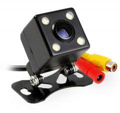 Camera Video Marsarier Auto Vordon cu Vizualizare pe Timp de Noapte, 4 LED SMD