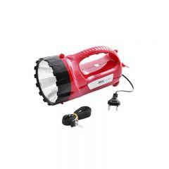 Lanterna LED cu Acumulator Reincarcabil si Maner de Patrulare