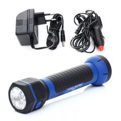 Lanterna lampa profesionala extensibila, 36 LED-uri, cu magnet