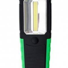 Lanterna Lampa LED pentru Lucru sau Atelier, 3W, magnet si carlig pentru agatare