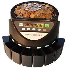 Masina de Numarat si Sortat Bani Monede, Afisaj Digital