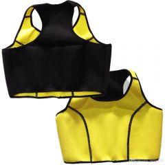 Bustiera Hot Shapers Fitness din Neopren pentru Slabit si Modelare Corporala, Marimea M