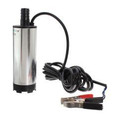 Pompa electrica pentru transfer combustibil sau ulei, 12L / min 24 V
