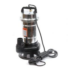 Pompa Submersibila cu Tocator pentru Apa Murdara sau Rezervoare Septice, Putere 3465W, Debit 10000 L/h