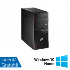 Calculator Reconditionat FUJITSU SIEMENS Esprimo P700 Tower Intel Core i3-2120 3.30GHz 4GB DDR3 320GB HDD DVD-ROM + Windows 10 Home