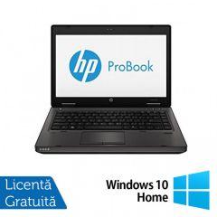 Laptop Reconditionat HP ProBook 6470B, Intel Core i5-3210M 2.50GHz, 4GB DDR3, 320GB SATA, DVD-RW, 14 Inch + Windows 10 Home