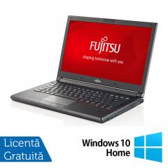 Laptop Reconditionat FUJITSU SIEMENS Lifebook E544 Intel Core i3-4000M 2.40GHz 4GB DDR3 500GB HDD 14 Inch + Windows 10 Home