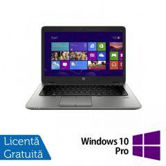 Laptop Reconditionat HP Elitebook 820 G2, Intel Core i5-5200U 2.20GHz, 16GB DDR3, 120GB SSD, 12 Inch + Windows 10 Pro