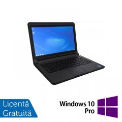 Laptop Reconditionat DELL Latitude 3340, Intel Core i5-4200U 1.60GHz, 16GB DDR3, 120GB SSD, Wireless, Bluetooth, Webcam, 13.3 Inch + Windows 10 Pro