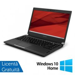 Laptop Reconditionat Toshiba Portege R930 Intel Core i5-3320M 2.60GHz 4GB DDR3 320GB SATA DVD-RW 13.3 Inch + Windows 10 Home
