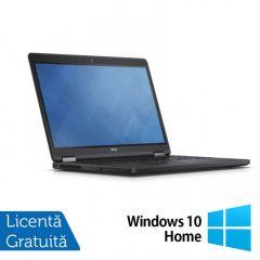 Laptop Reconditionat DELL Latitude E5250, Intel Core i5-5300U 2.30GHz, 8GB DDR3, 120GB SSD, 13 Inch + Windows 10 Home