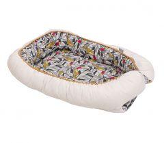 Saltea reductor 3 in 1 cu spuma Bed Nest Soft 03