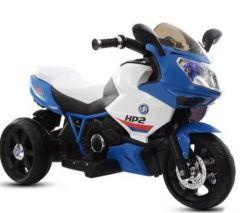Motocicleta electrica pentru copii Sport HP2 Blue