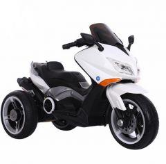 Motocicleta electrica pentru copii Sword White