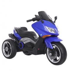 Motocicleta electrica pentru copii Sword Blue