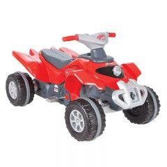 Atv cu pedale Galaxy Red