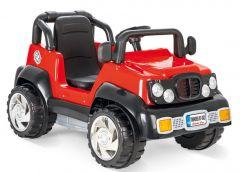 Masinuta cu pedale Thunder Jeep
