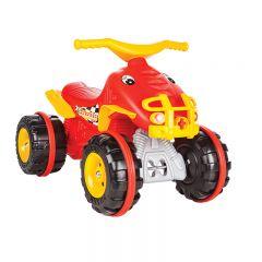 ATV fara pedale Cengaver Red