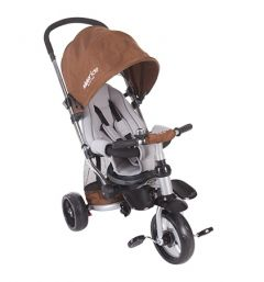 Tricicleta multifunctionala Vetta Brown