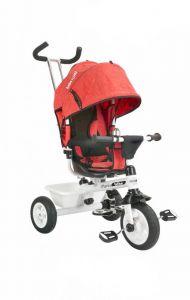 Tricicleta cu sezut reversibil Bebe Royal Paris Rosu
