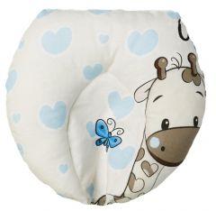 Perna pentru formarea capului bebelusului U&Me Blue